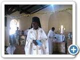 Archimandrite Mbonabingi Costantine (Main celebrant)